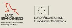 Förderer von landkunstleben e. V.: Land Branenburg (Ministerium für Wissenschaft, Forschung und Kultur), Europäischen Union (Europäischer Sozialfonds)
